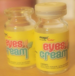 Geo Eyescream Chocomousse