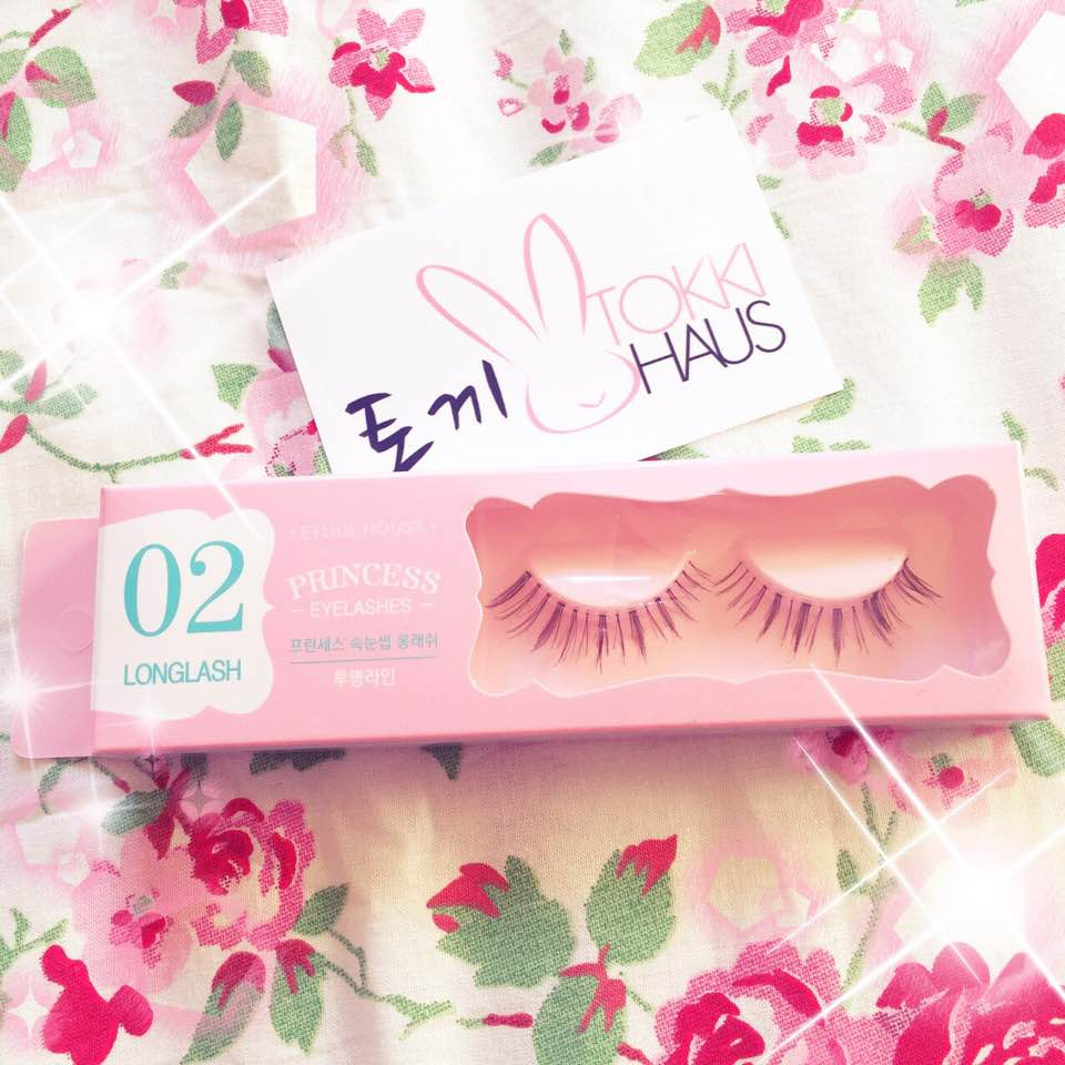 Etude House Longlash 02