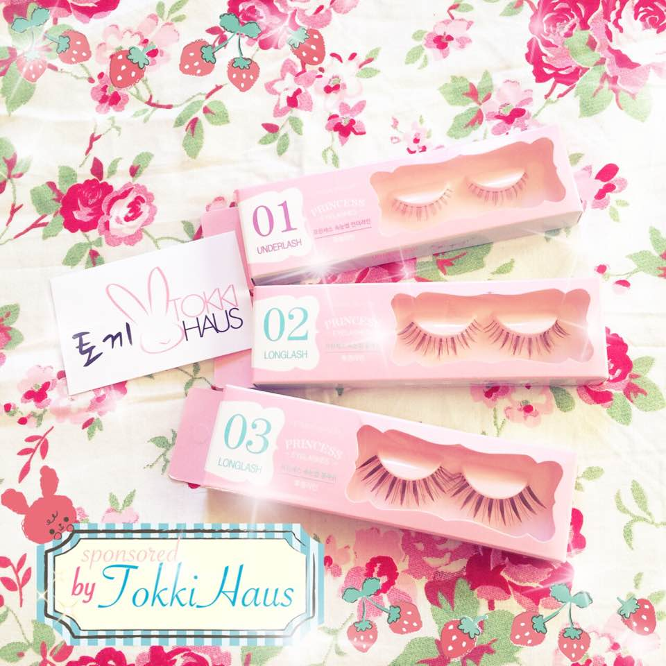etude house princess eyelashes