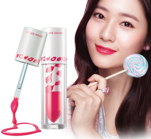 Etude House Color in Liquid Lips Review