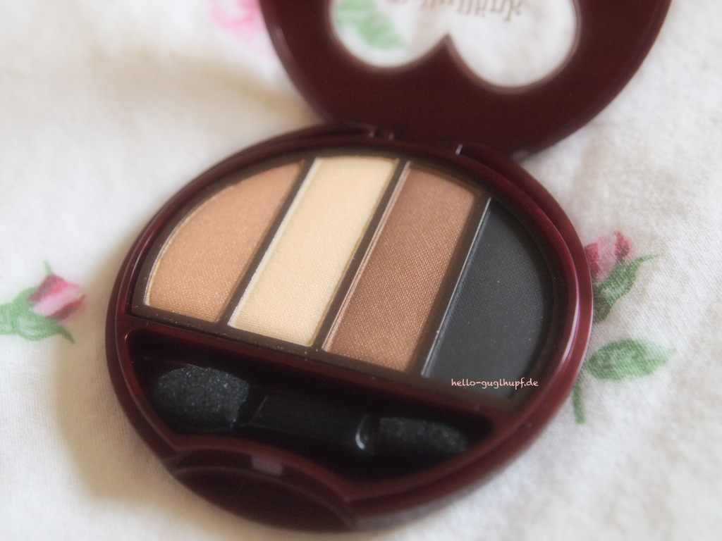 Dolly Wink Eyeshadow Palette 04