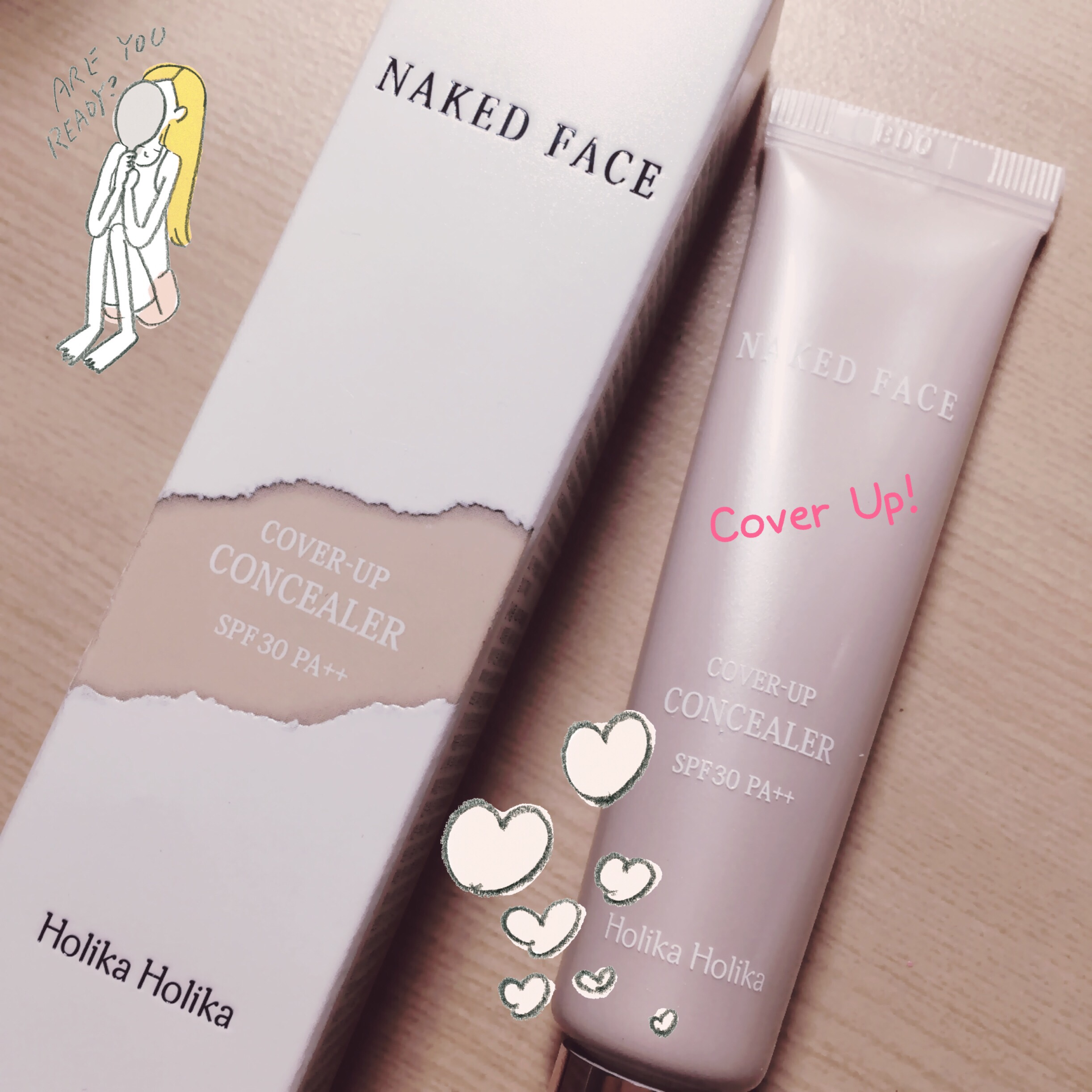 Holika Holika Naked Face